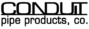 Conduit Pipe Products